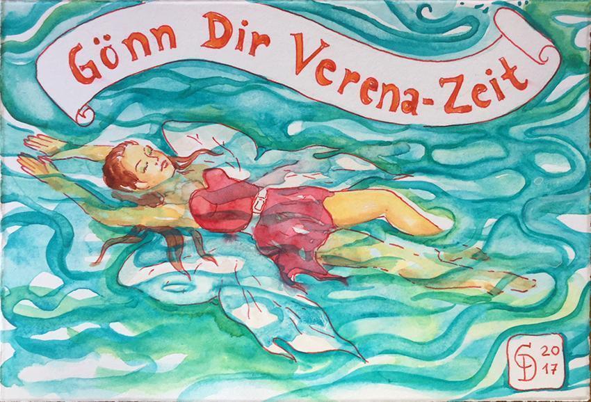 Illustration Verena-Zeit
