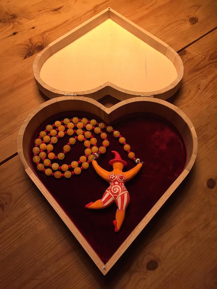 Herzdose Elfenschmuck